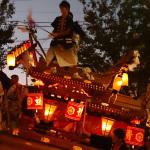 芦屋茶屋之町の秋祭りは、茶屋秋まつりですよ!