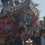 芦屋の秋祭りは、地車(だんじり)ですよ!
