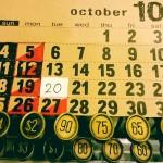 10月ショップスケジュール