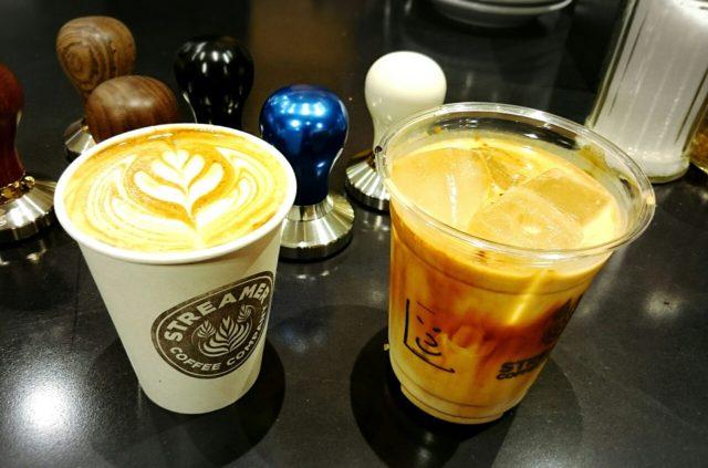 ストリーマーコーヒー