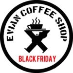 BLACKFRIDAY @eviancoffeeshop