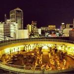 【神戸のランドマーク】神戸市国際会館、そらガーデンでランチもいいけど、ディナーもいい件。