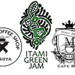 伊丹 GREEN JAM × 芦屋 EVIAN COFFEE SHOP